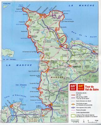 Carte Du Cotentin Images Carte Carte Images