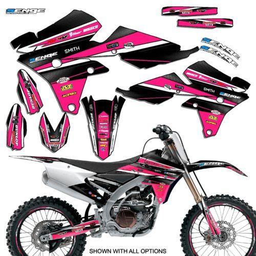 2000 2001 2002 2003 2004 2005 2006 2007 Ttr 125 Graphics Kit Yamaha Ttr125 Deco Ebay Custom Baggers Pit Bike Cafe Racer Build