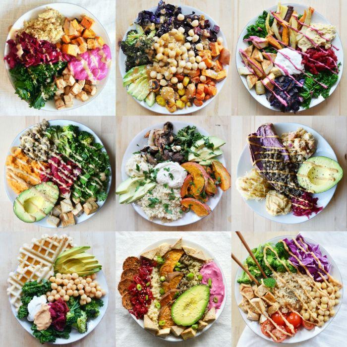 ▷ 10 + recettes ultra faciles et saines pour un repas équilibré