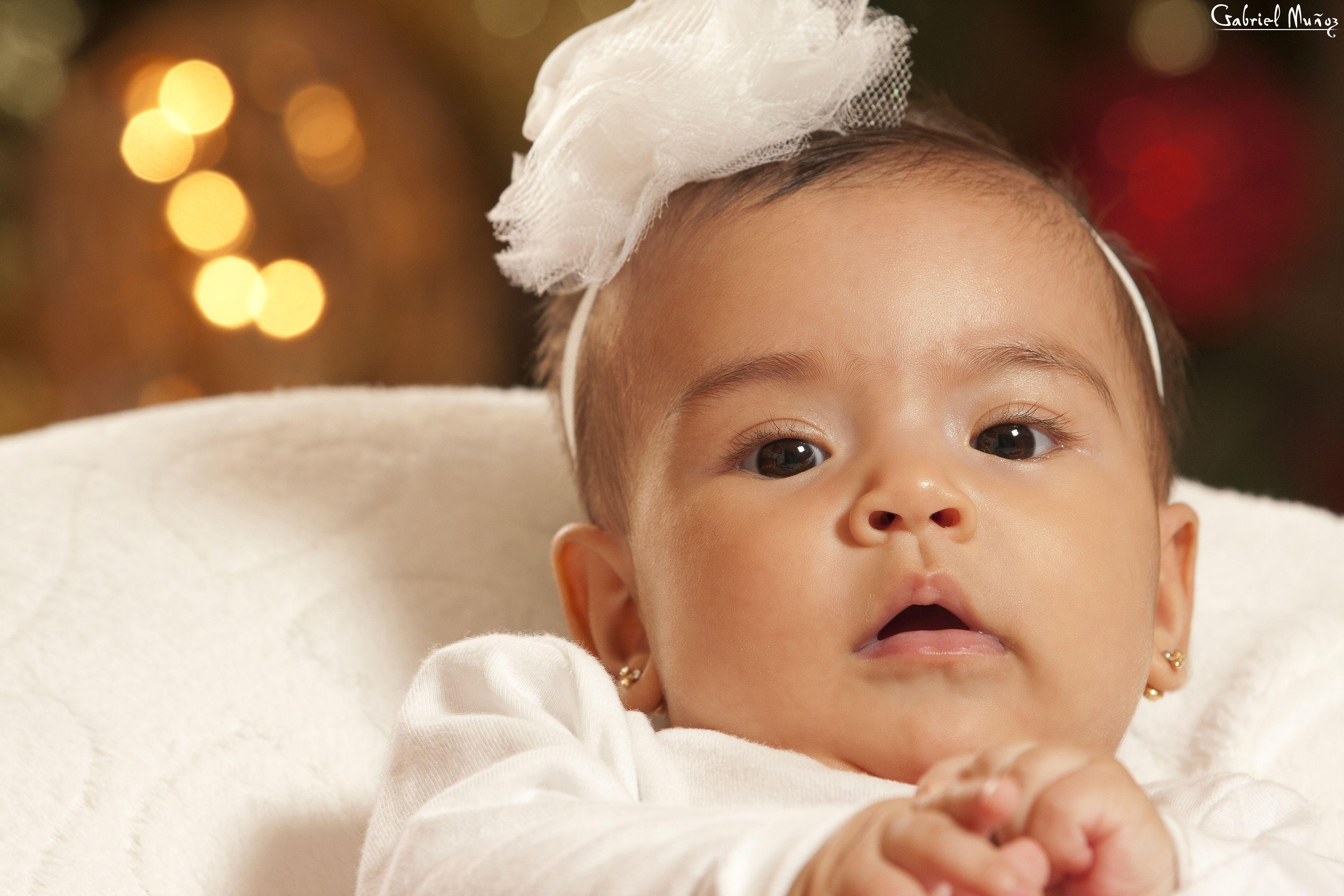 MARIANA, Su primera navidad