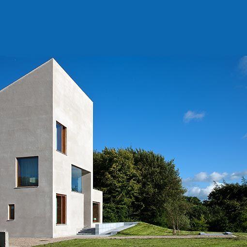 Presidents House, University of Limerick - grafton architects