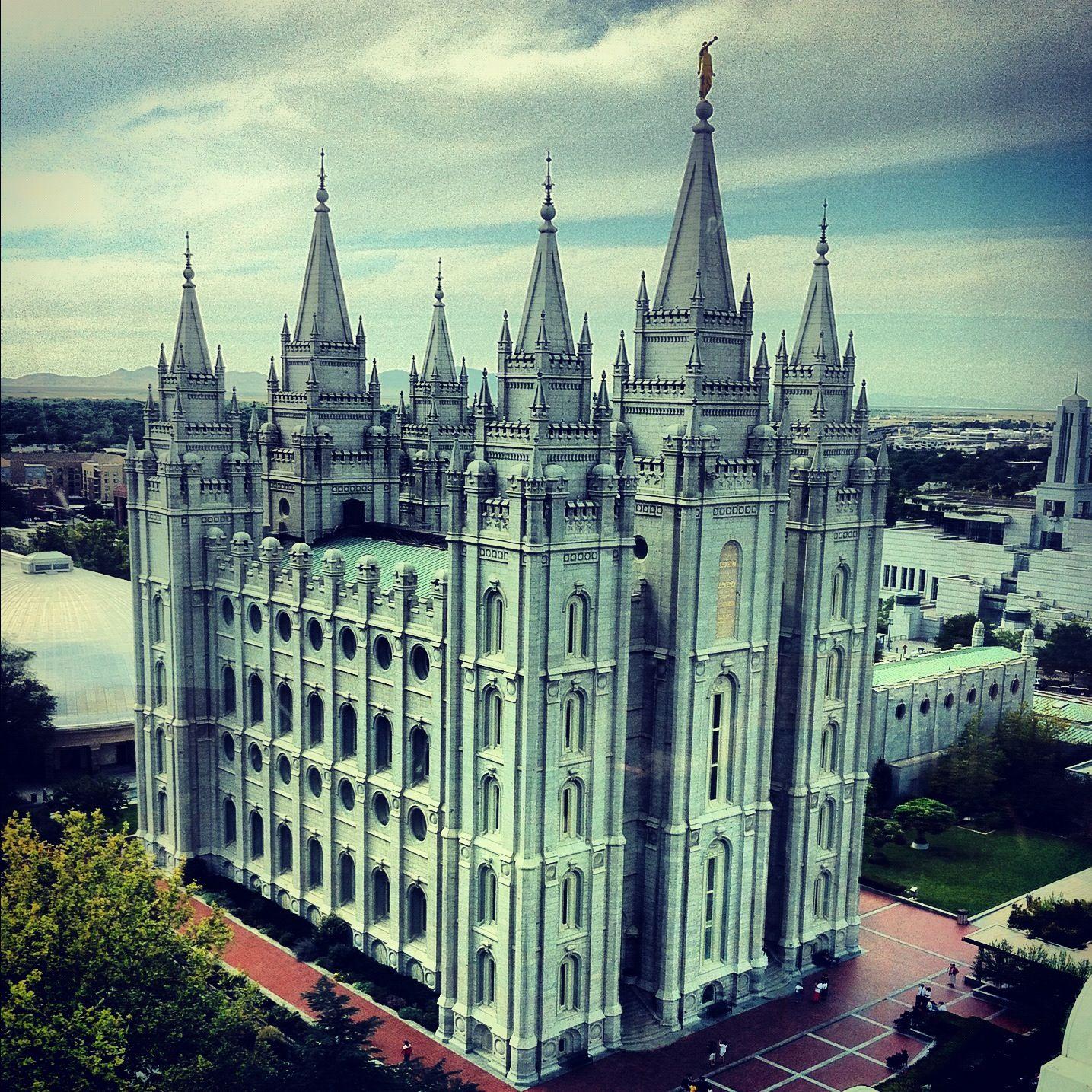 Places To Live Salt Lake City: Downtown Salt Lake City