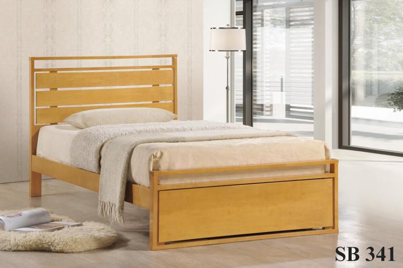 Japan Style Single Bed Single Bed Frame With The Simple Design