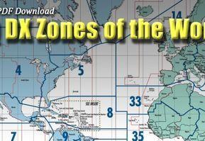 Cq dx zones world map ham mobile pinterest radios ham radio cq dx zones world map gumiabroncs Gallery