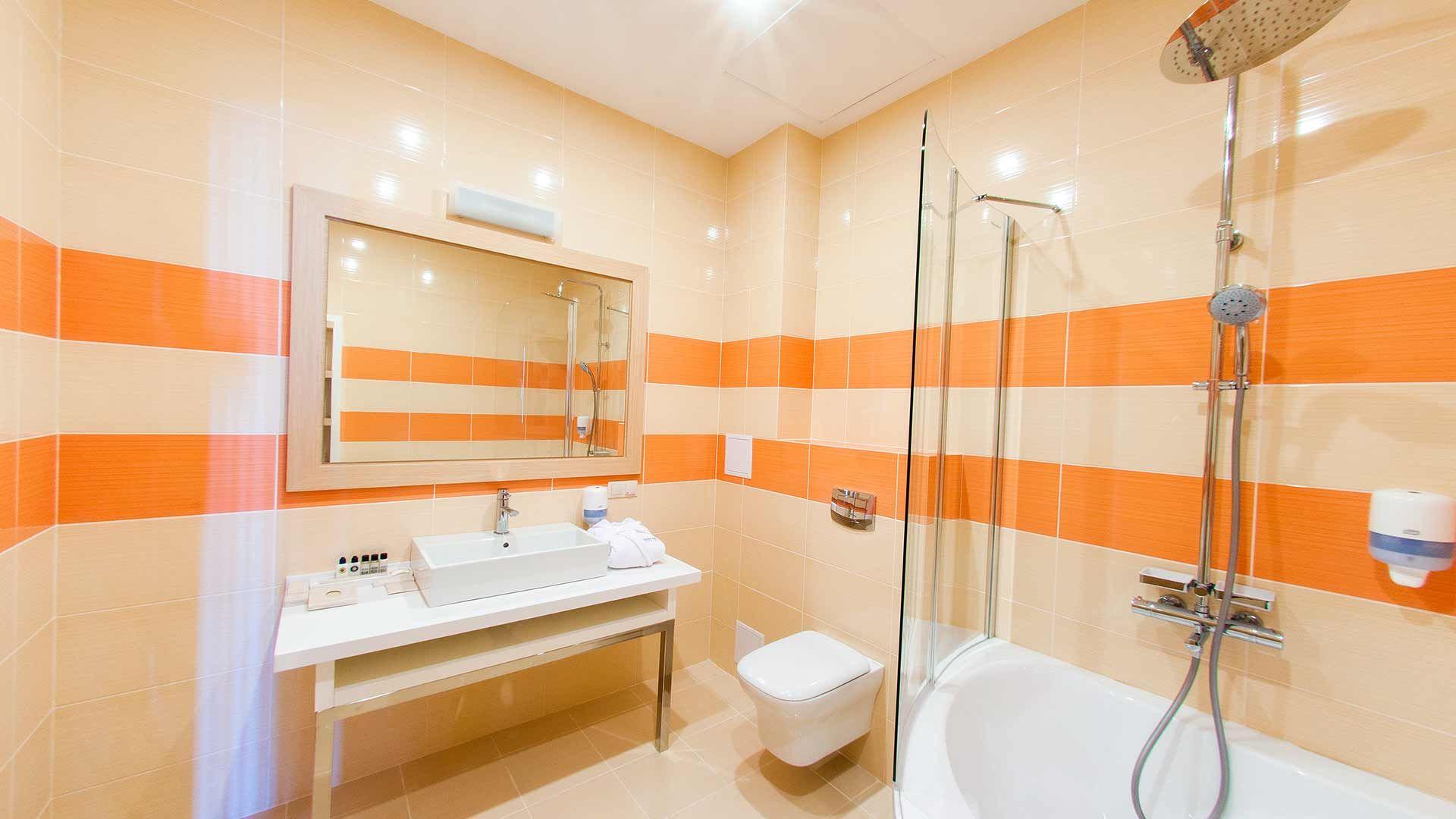 show me bathroom designs. Show Me Pictures Of Bathrooms In Orange Colour  Bathroom Design And