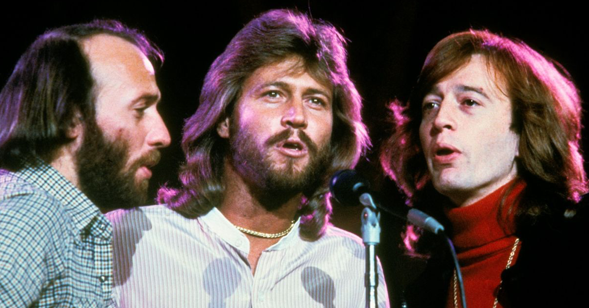 """The BEE GEES sing """"Silent Night, The First Noel, and Hark the Herald Angels"""" Christmas Melody   Jesus Daily"""