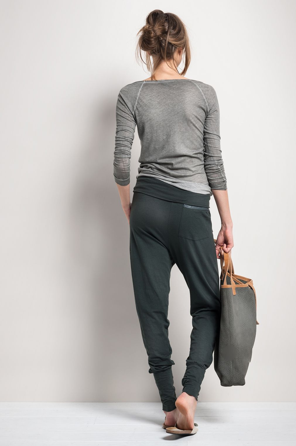 TROUSERS - Casual trousers Humanoid 8Yk4uxeV7