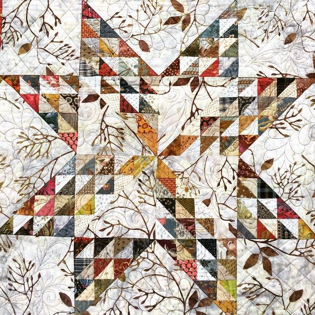 Laundry Basket Quilt Of The Day Dancing Star Pattern Is