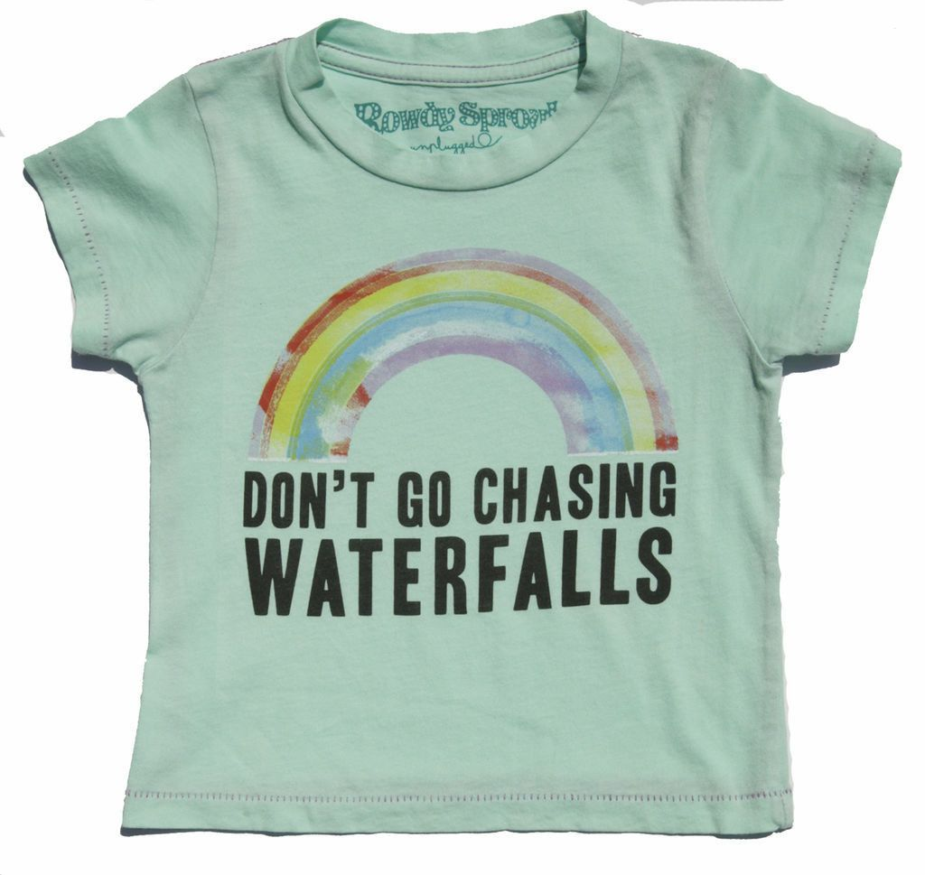 d3cf289c1 Rowdy Sprout TLC Waterfalls Toddler T-Shirt