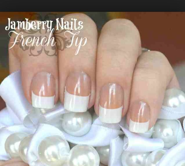 Awesome Jamberry Nails French Tip Sketch - Nail Polish Ideas ...