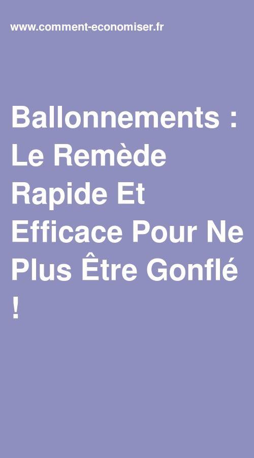 Ballonnements : Le Remède Rapide Et Efficace Pour Ne Plus Être Gonflé !