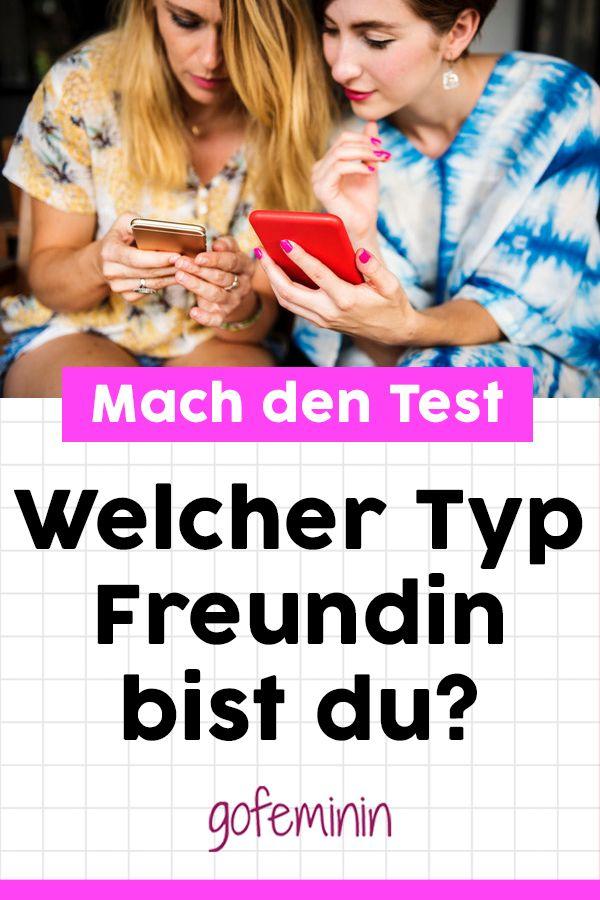 Freundin Test