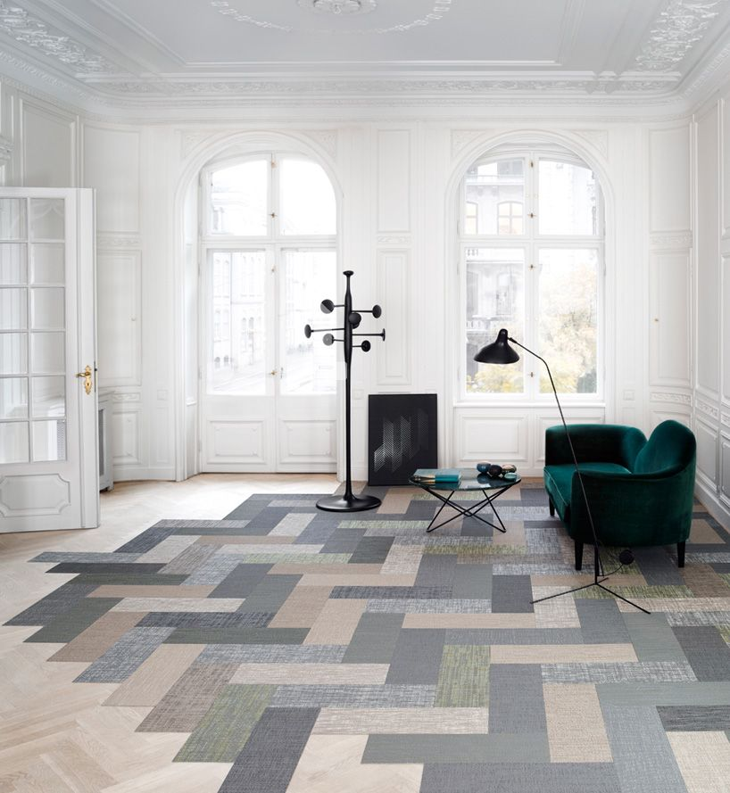 Bolon Debuts Silence A Carpet Collection Influenced By Nature