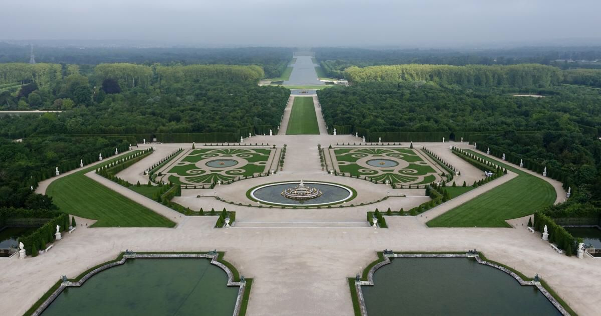 Gardens of Versailles tickets, free entry, history and