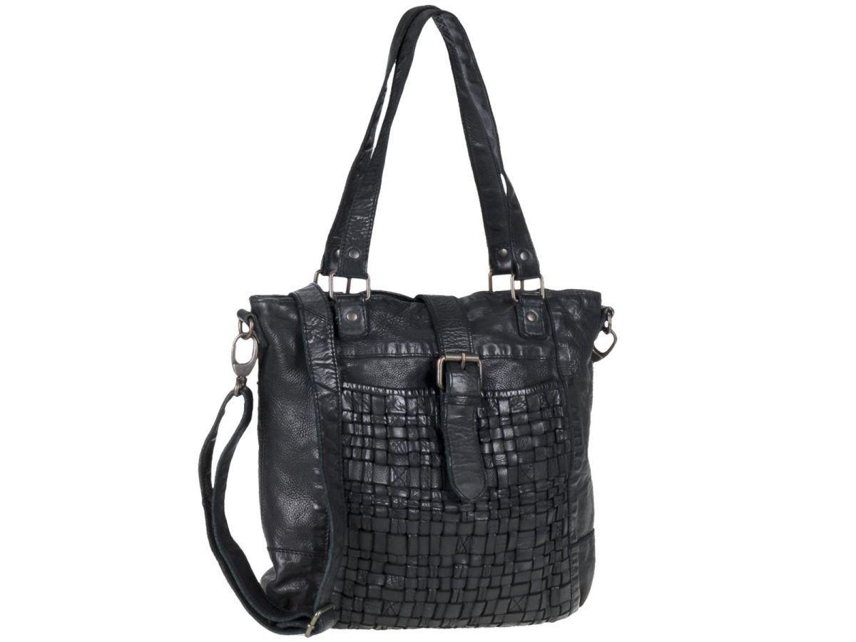 Leder Shopper I in 2019 | Handtasche schwarz, Taschen leder