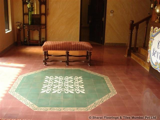 Indian Heritage Tiles From Bharat Flooring Indian Home