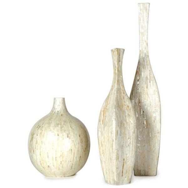 Montego Vase ($35) ❤ liked on Polyvore