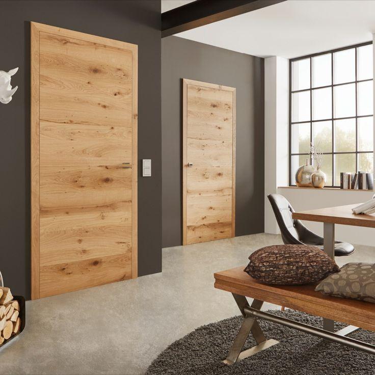 Half-timbered doors