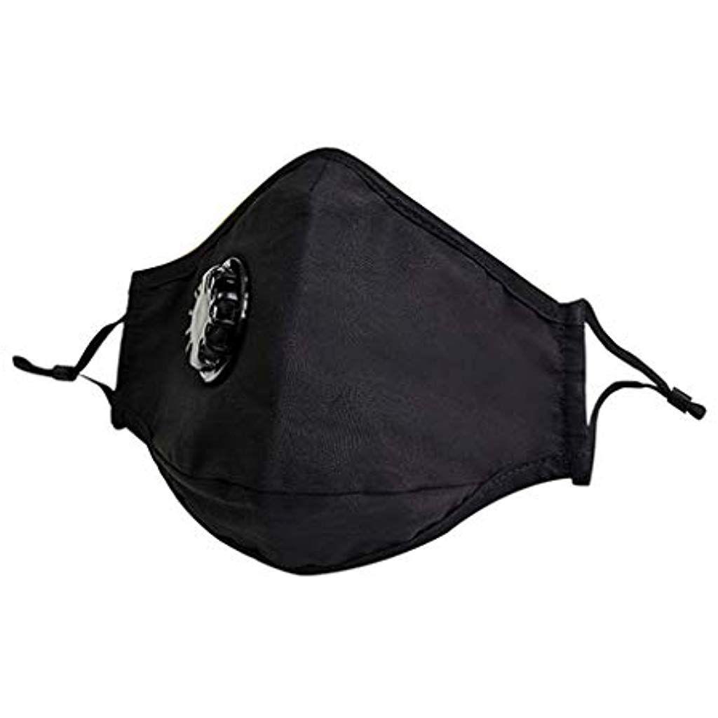 maschera antipolvere n95 4 strati valvola ffp2