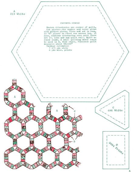 Printable English Paper Piecing Templates