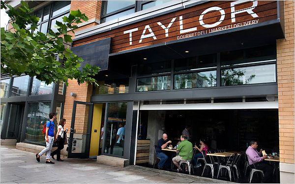 Choice Tables Four Restaurants Enliven Washington