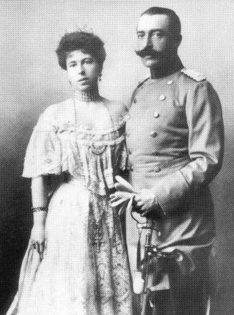 Princess Alexandra of Saxe-Coburg and Gotha