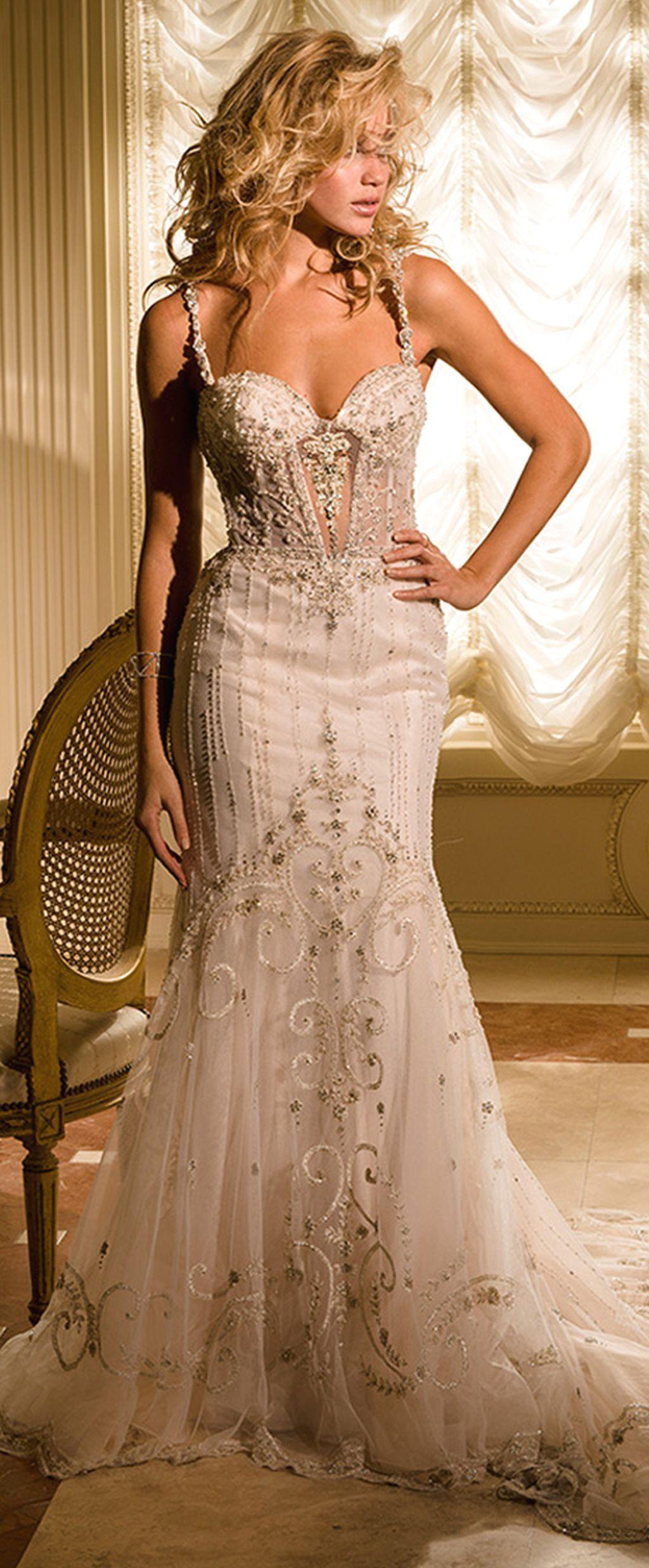 beautiful princess mermaid wedding dress ideas mermaid wedding