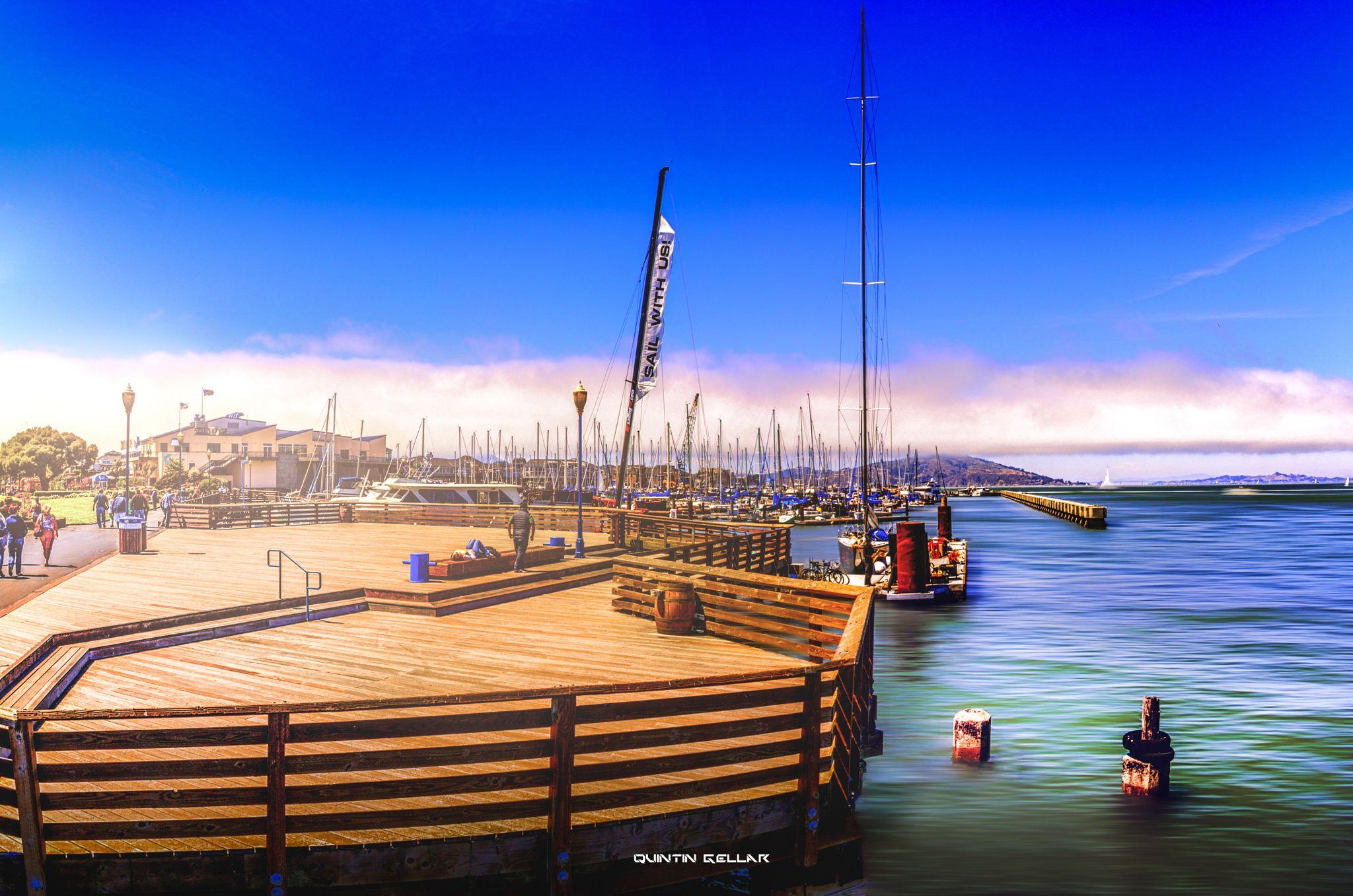 Fishersmans Warth San Francisco