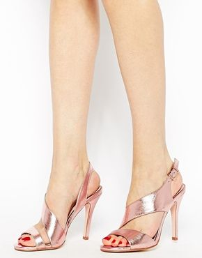 reminds me of something my mom's glamorous older friends would wear to a party.  #vegan #heels #vegetarian #shoes