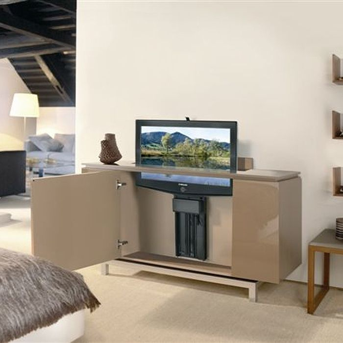 Electric Flat Screen Tv Lift Tv Lift Cabinet Home Flat Panel Tv