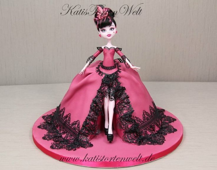 Très monster high cake draculaura - Google Search | SweetFood  RB33