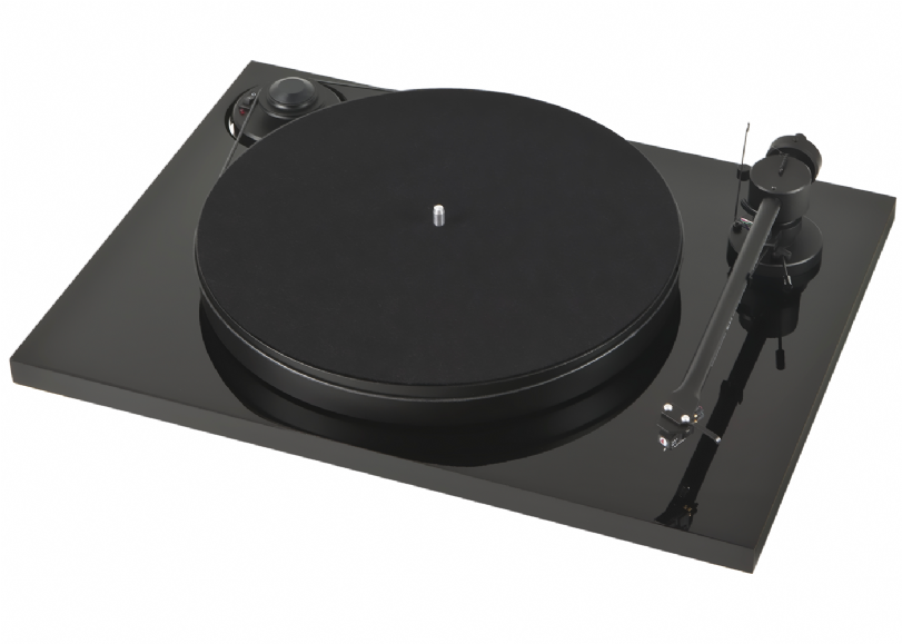 The ProJect Xperience Basic+ Hifi turntable, Hifi