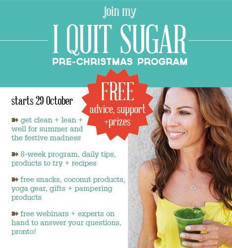 I Quit Sugar | Sarah Wilson | I quit sugar Quit sugar ...