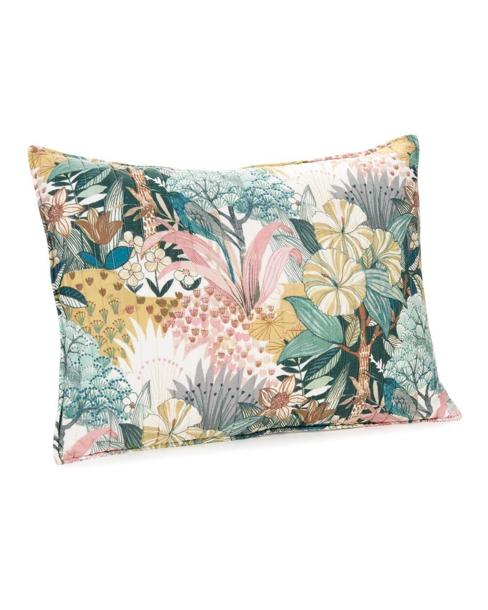 Arte Boema Ashika Luxury Sham Standard Sham Polyester Cotton Rayon In 2020 Sham Stein Mart Monochrome Prints