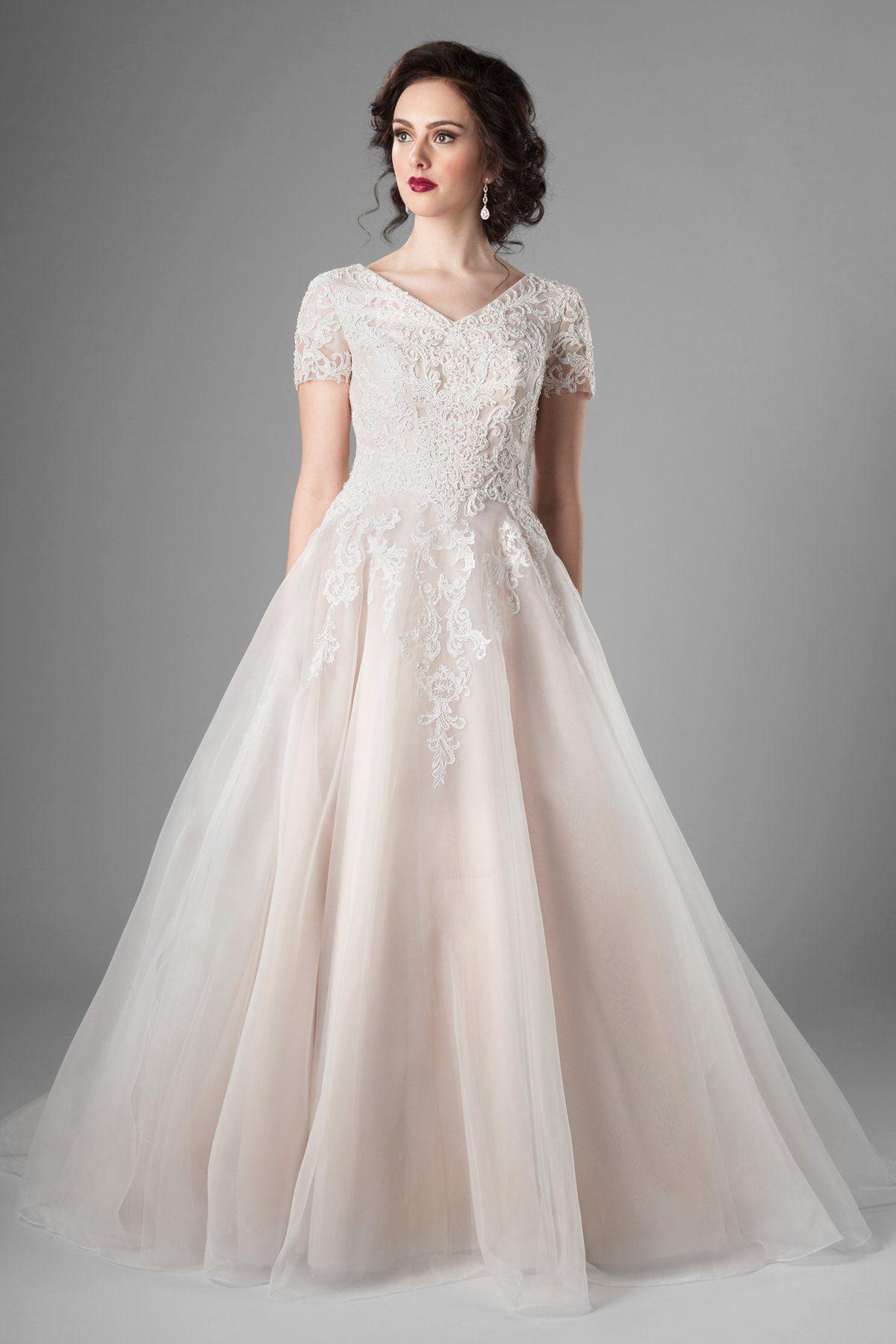 Wedding Dresses Utah.Sorrento Wedding Dresses In 2019 Modest Wedding Dresses Dresses