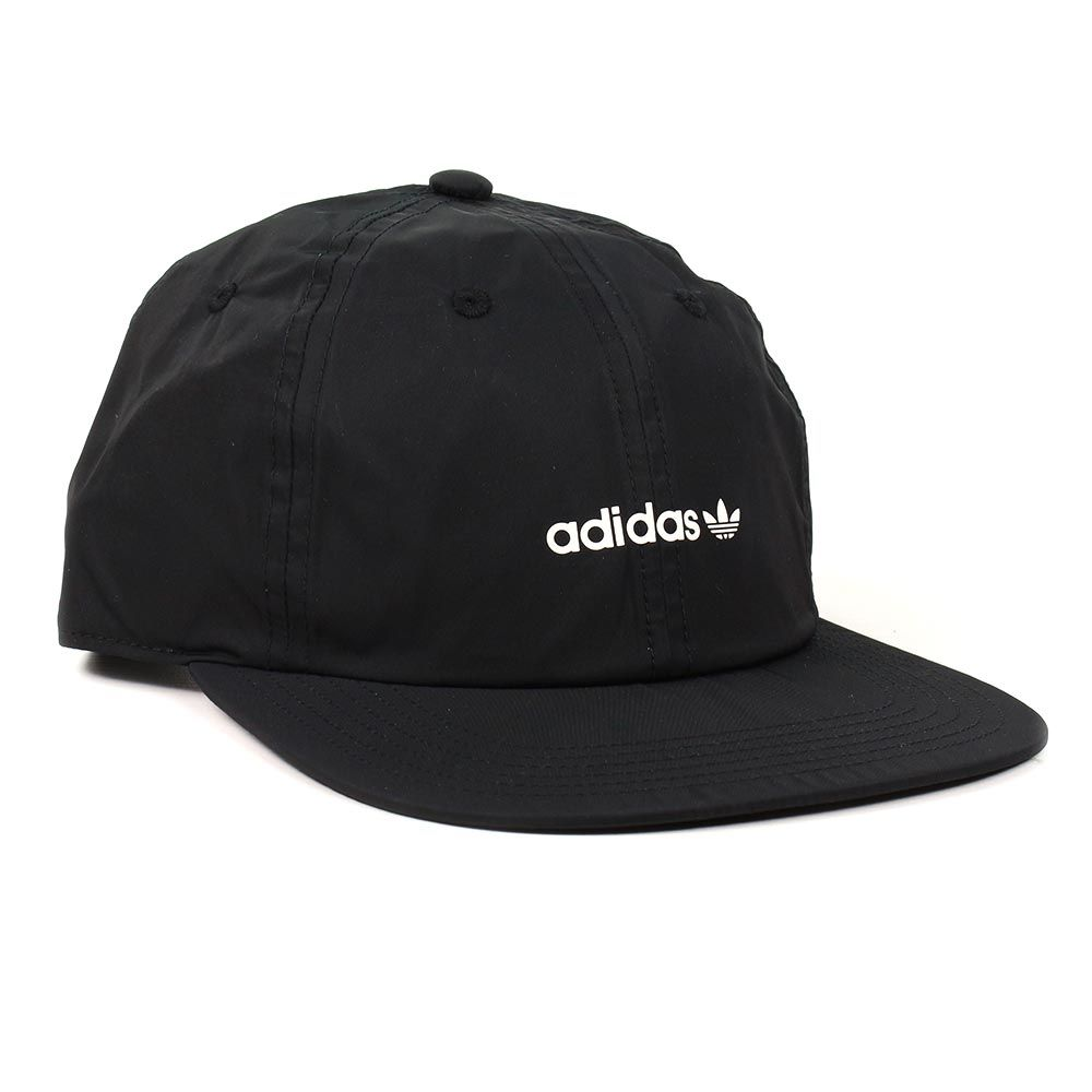 7d594032 Buy the Adidas Floppy 6 Panel Adjustable Hat - Black and other Adidas  clothing and footwear, with Fast UK shipping from SuperEight.Net