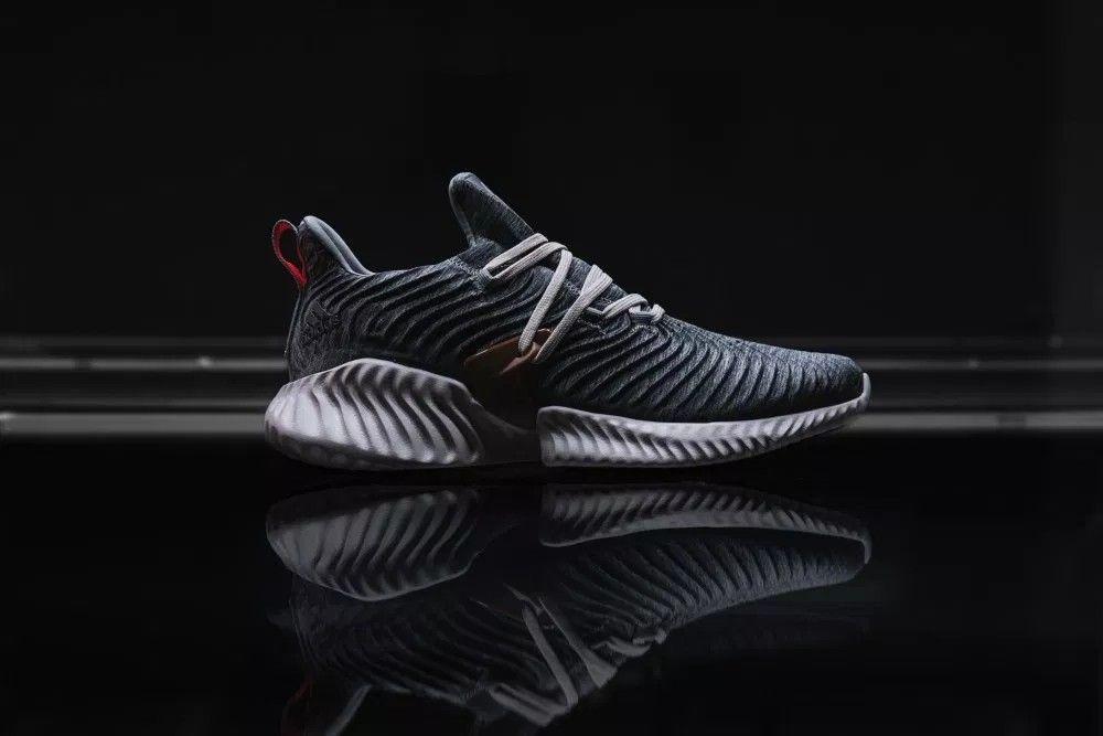 lowest price c758f fa0c8 ... edge in their sport. Adidas alpha bounce instinct