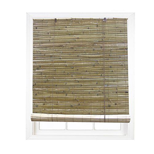 Radiance 0108109 Laguna Bamboo Shade Roll Up Blind Natur Https