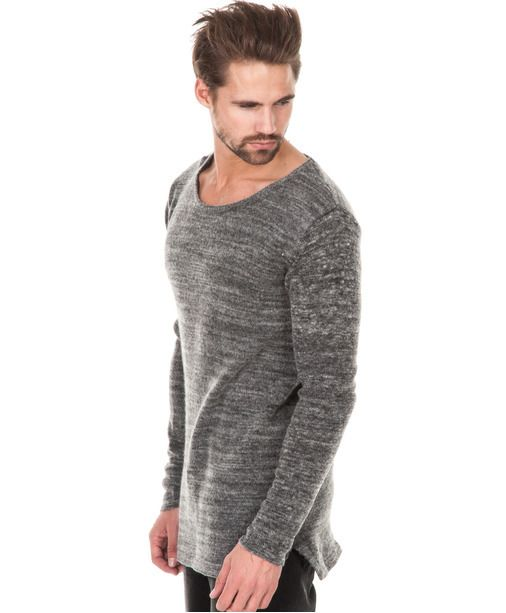Neulepaidat / Tiger Of Sweden Jeans - Plain 07Q Grey - Stayhard