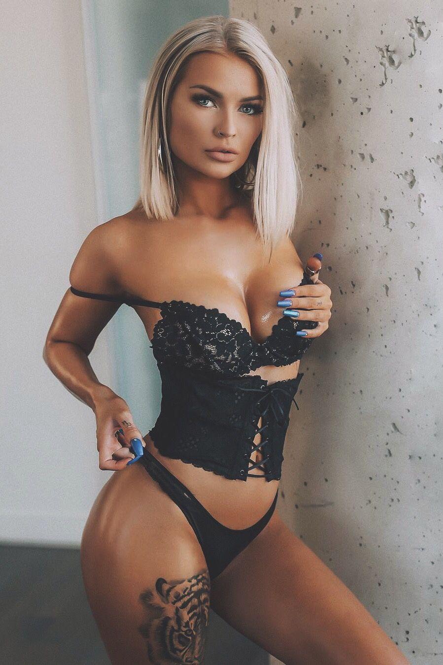 Art-lingerie девушки