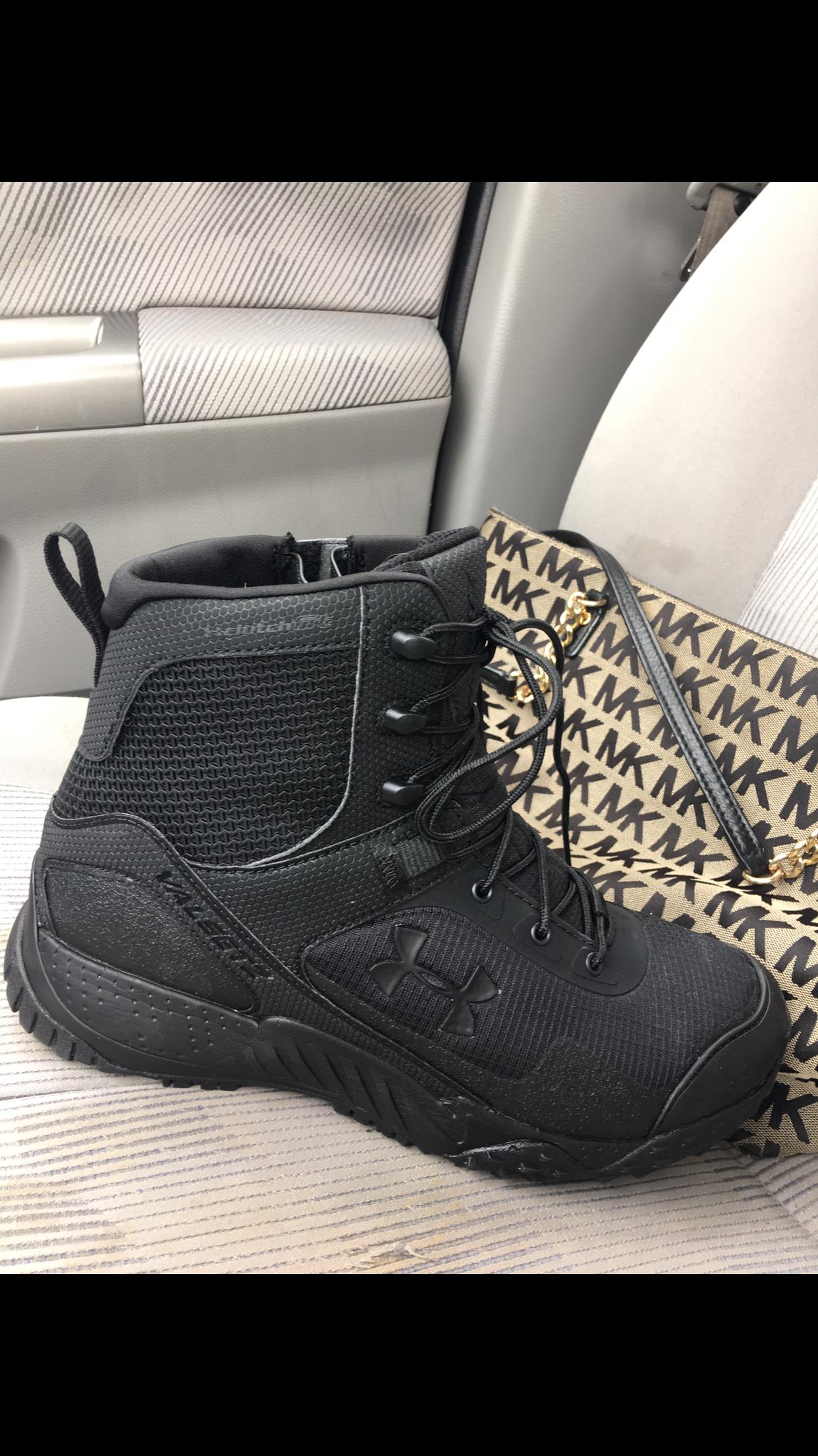 New Kicks For Work