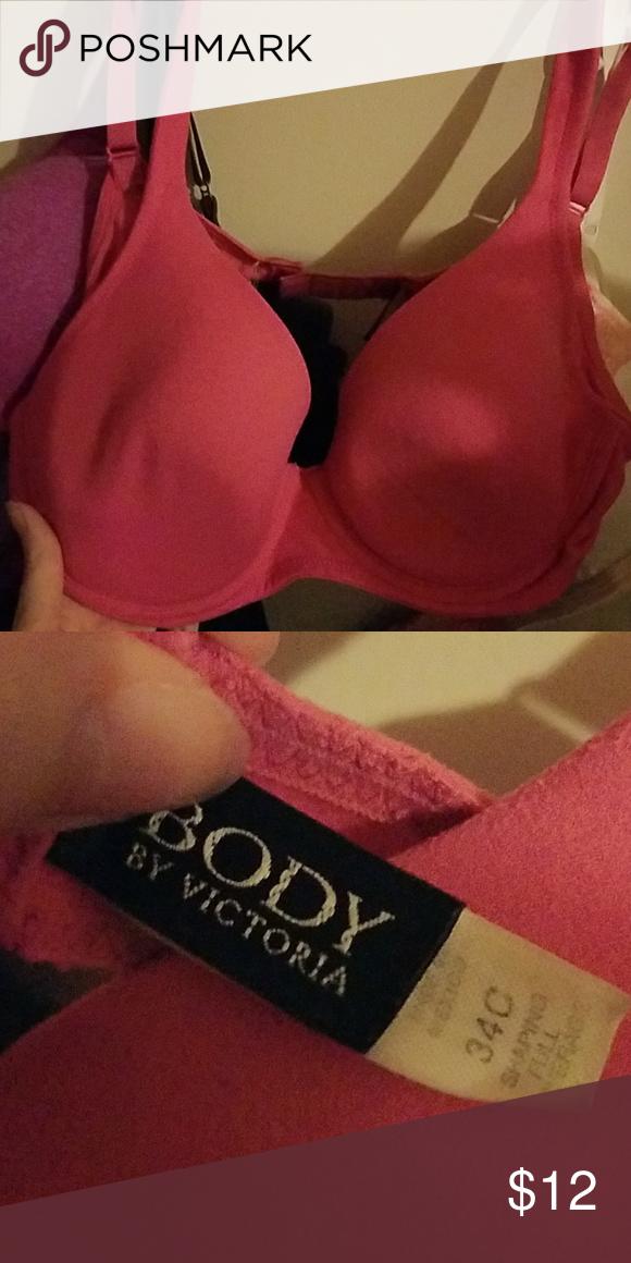 2e339fa938cf7 victorias secret body bra 34c victorias secret body by victoria bra 34c  Victoria s Secret Intimates   Sleepwear Bras