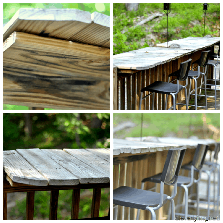 26 Imaginative And Lower Spending Budget DIY Outdoor Bar Ideas