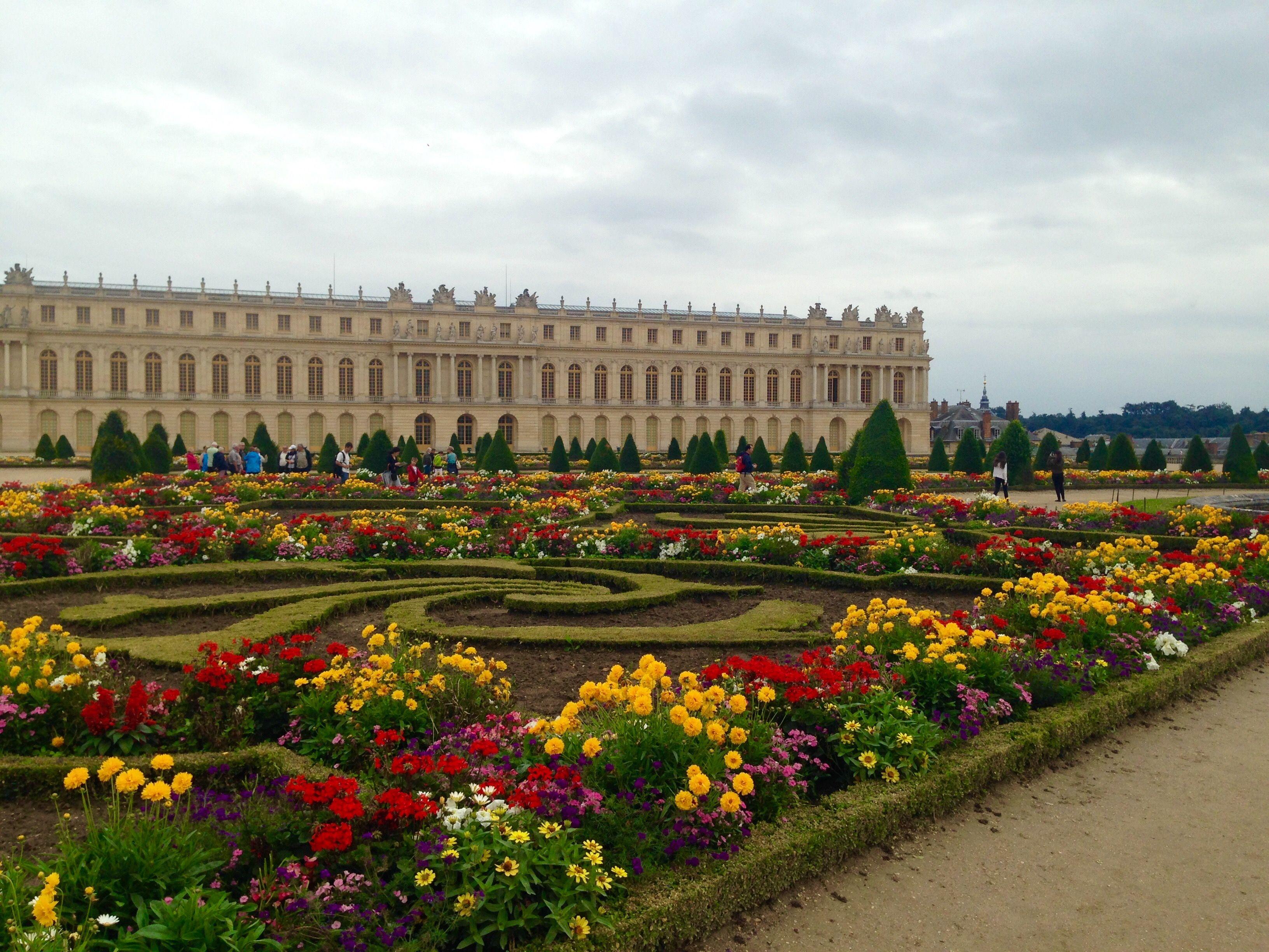 Gardens Of Versailles Flowers 9