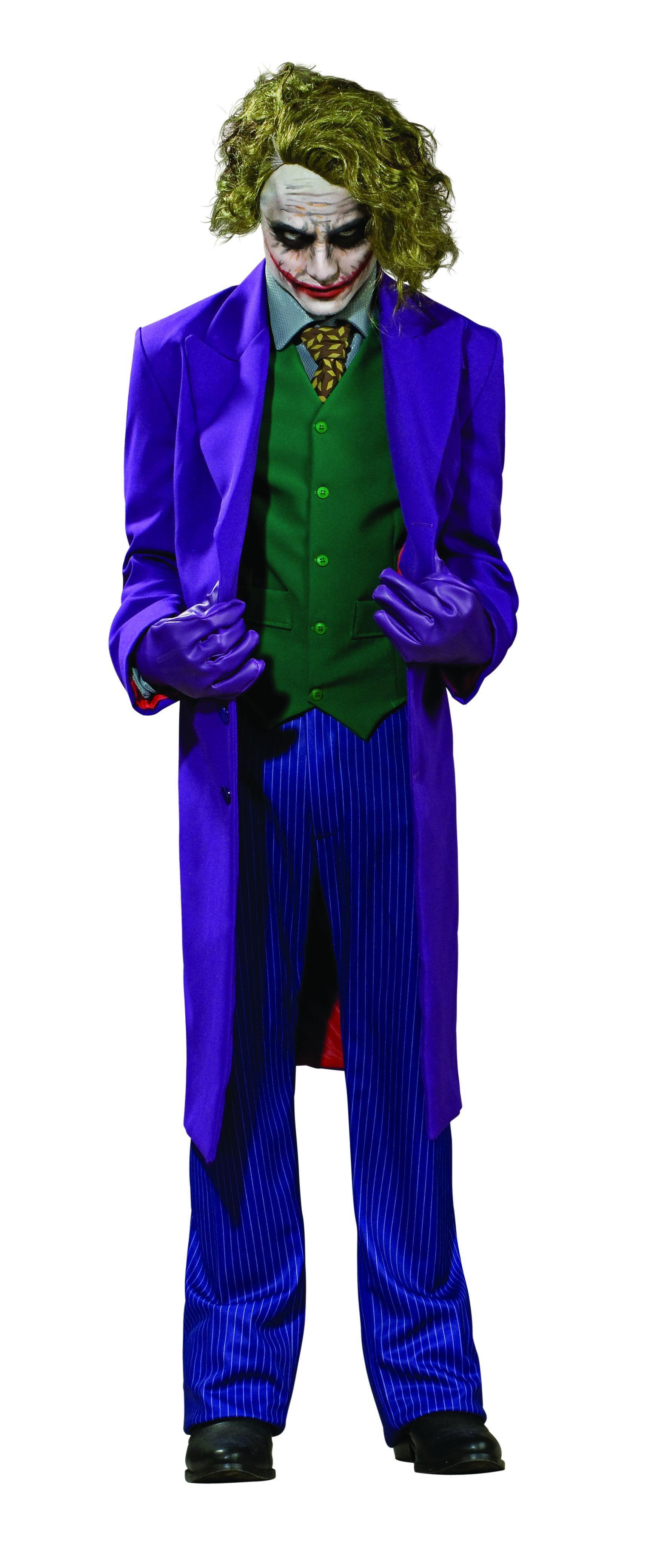 FANCY DRESS COSTUME ~ DELUXE GRAND HERITAGE JOKER XL