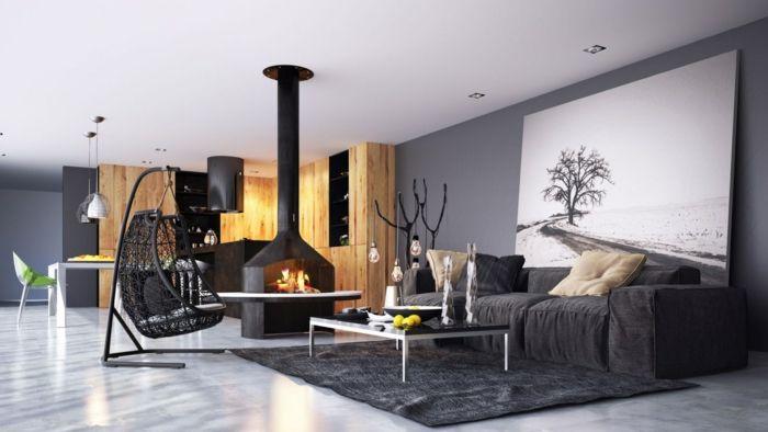 ▷ 1001+ Wohnzimmer einrichten Beispiele, welche Ihre