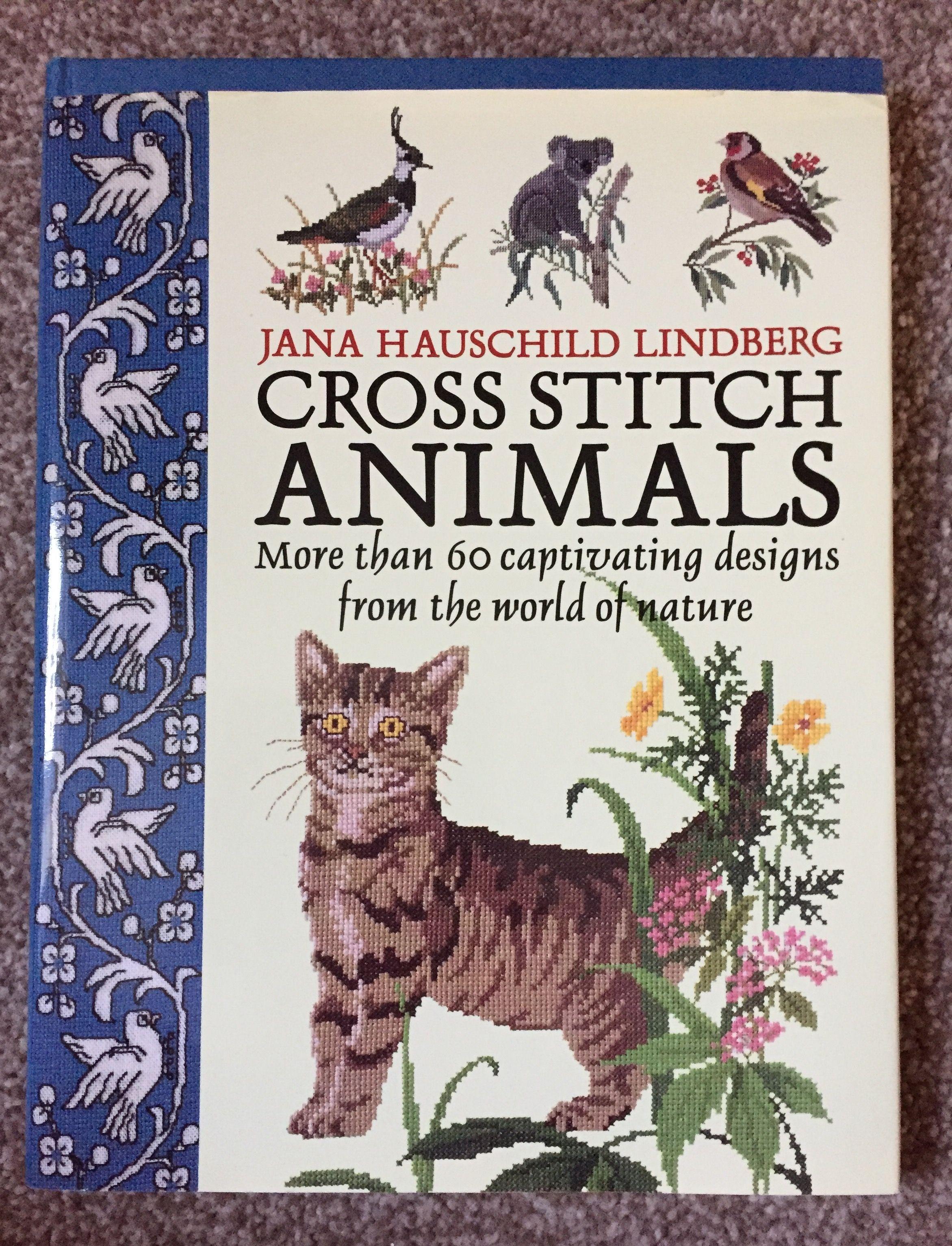 Cross stitch animals by jana hauschild lindberg cross stitch cross stitch animals by jana hauschild lindberg nvjuhfo Image collections