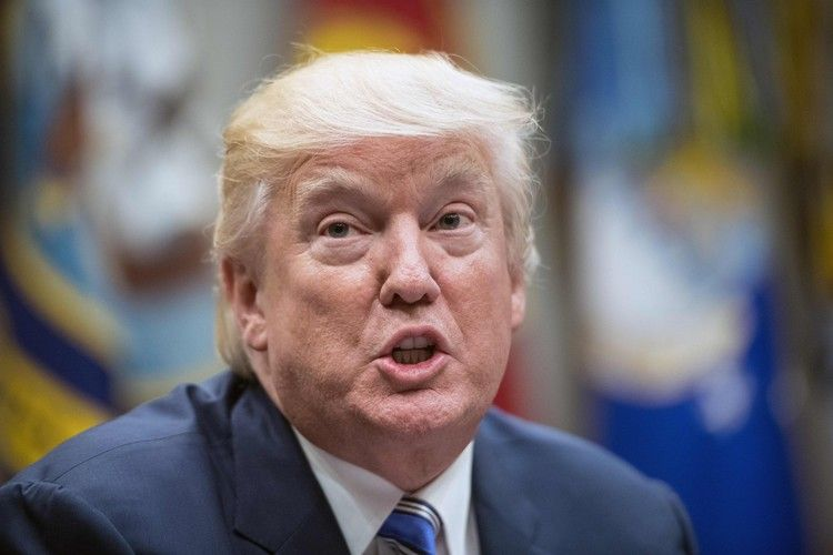 Forbes: Charity money went to Trump organization