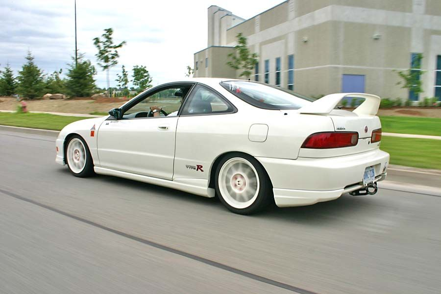 '98 Acura Integra Type R (DC2) - the first and last time ...