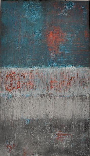 abstrakte Malerei, abstract paint, 120 x 70 x 2 cm, Acrylmalerei, Raut-Malerei